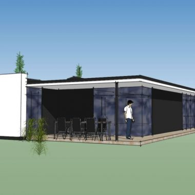 Nyt enfamiliehus Villa Marina - Arkinaut Arkitekt- og byggerådgivning Aps 01