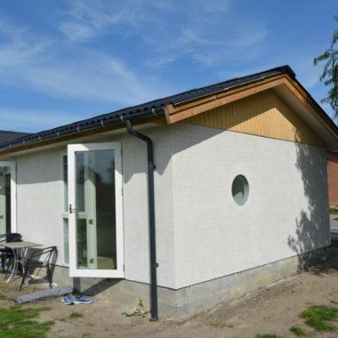 Tilbygning til parcelhus på Amager - Arkinaut Arkitekt- og byggerådgivning ApS