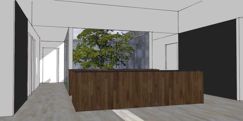 Arkitekttegnet hus i beton - Arkinaut Arkitekt- og byggerådgivning Aps 3