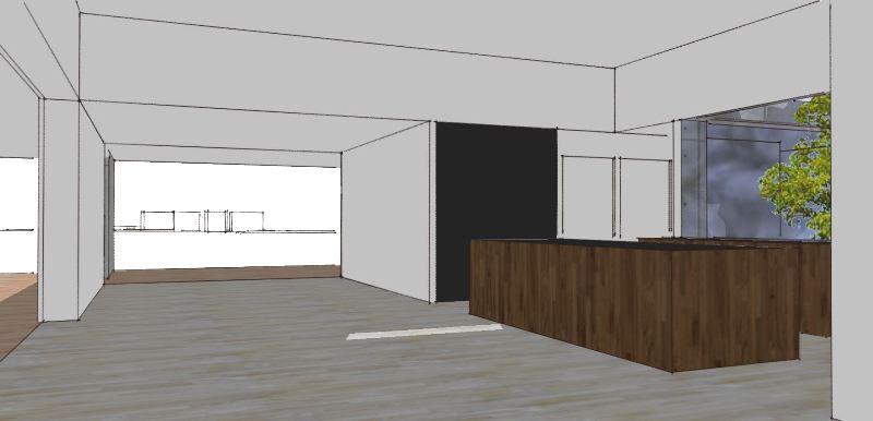 Arkitekttegnet hus i beton - Arkinaut Arkitekt- og byggerådgivning Aps 4