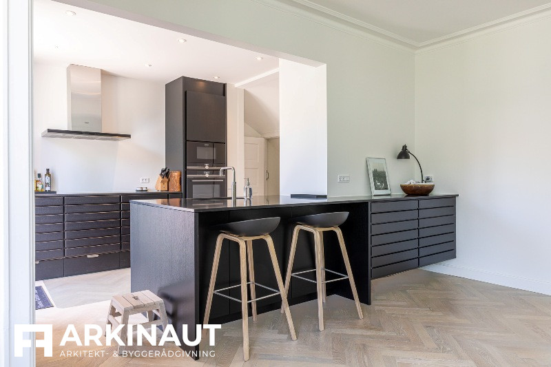 Renovering af rækkehus - Arkinaut Arkitekt- og byggerådgivning ApS 4