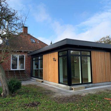 Tilbygning til murermestervilla - Arkinaut Arkitekt- og byggerådgivning ApS