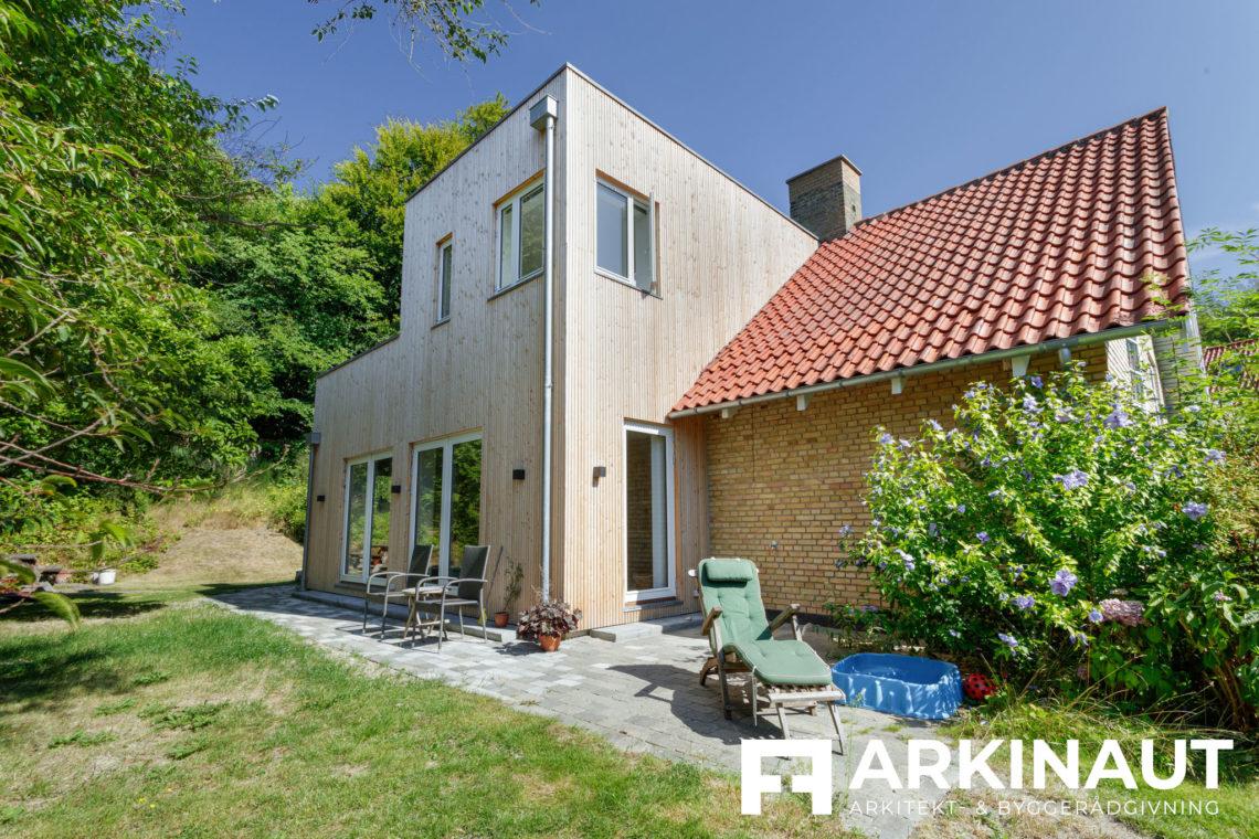 Tilbygning i to etager - Arkinaut Arkitekt- og byggerådgivning ApS 5