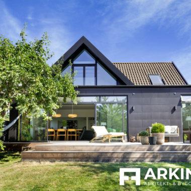 Tilbygning og komplet stilskifte - Arkinaut Arkitekt- og byggerådgivning ApS 2 11