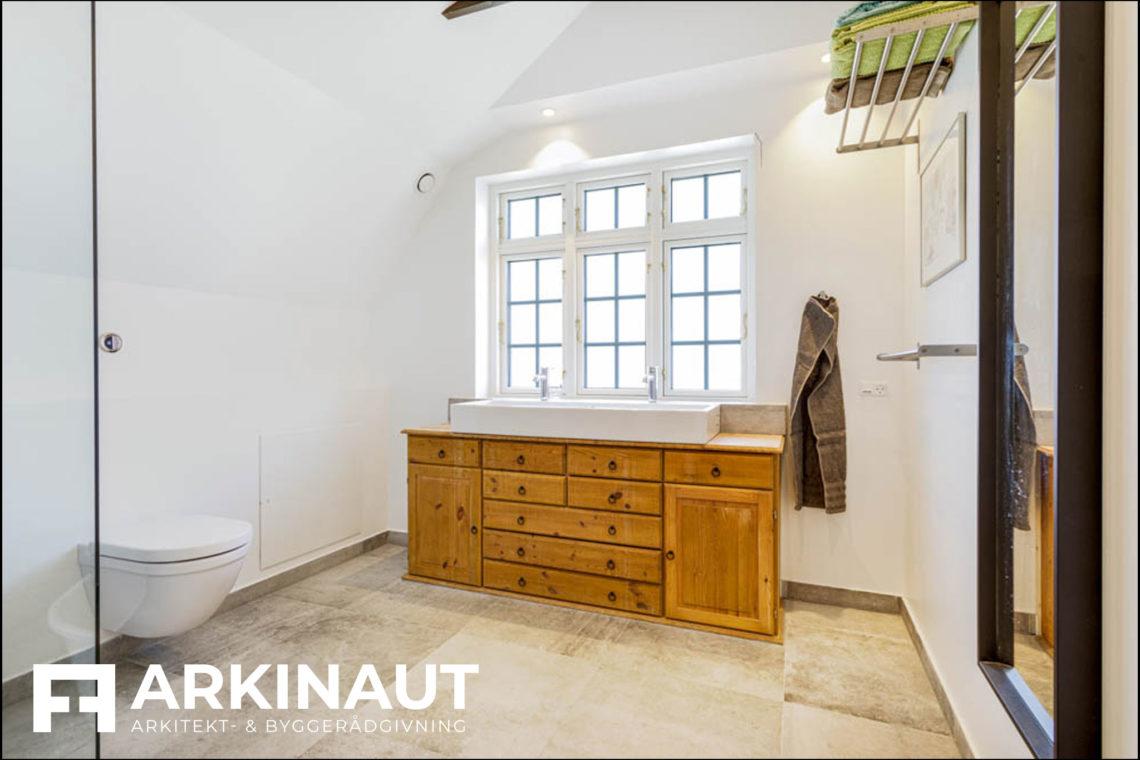 Ny førstesal på bungalow og stilskifte til patriciervilla - Arkinaut Arkitekt- og byggerådgivning ApS 5