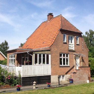 Murermestervilla renovering - Arkinaut Arkitekt- og byggerådgivning ApS