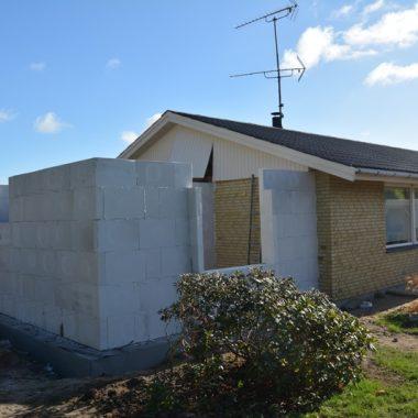 Tilbygning til typehus - Arkinaut Arkitekt- og byggerådgivning ApS