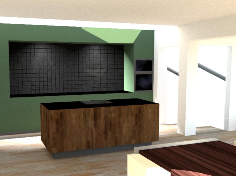 Tilbygning og køkken/alrum - Arkinaut Arkitekt- og byggerådgivning ApS 5