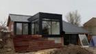 Tilbygning til muret hus - Arkinaut Arkitekt- og byggerådgivning ApS
