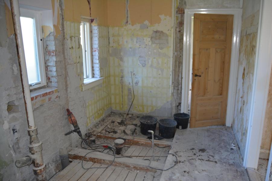Murermestervilla renovering - Arkinaut Arkitekt- og byggerådgivning ApS 8