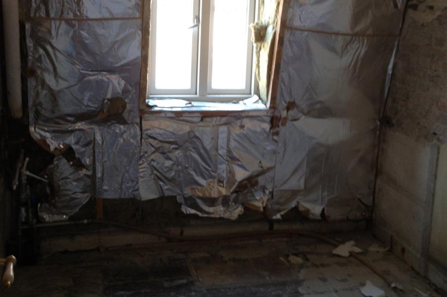 Samnenlægning af lejligheder inkl. renovering - Arkinaut Arkitekt- og byggerådgivning ApS 2