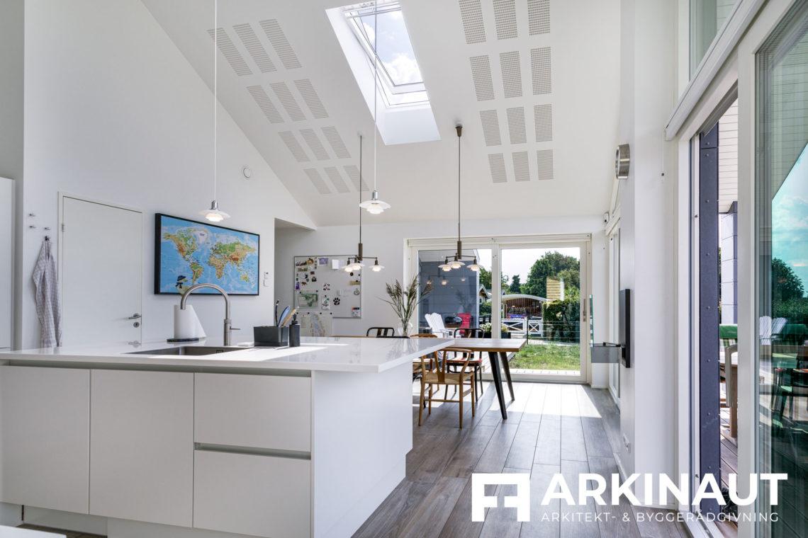 Arkitekttegnet hus med udsigt - Arkinaut Arkitekt- og byggerådgivning ApS 5