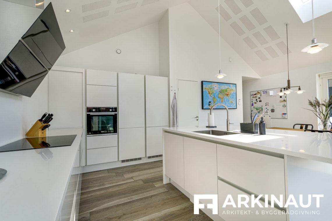 Arkitekttegnet hus med udsigt - Arkinaut Arkitekt- og byggerådgivning ApS 4