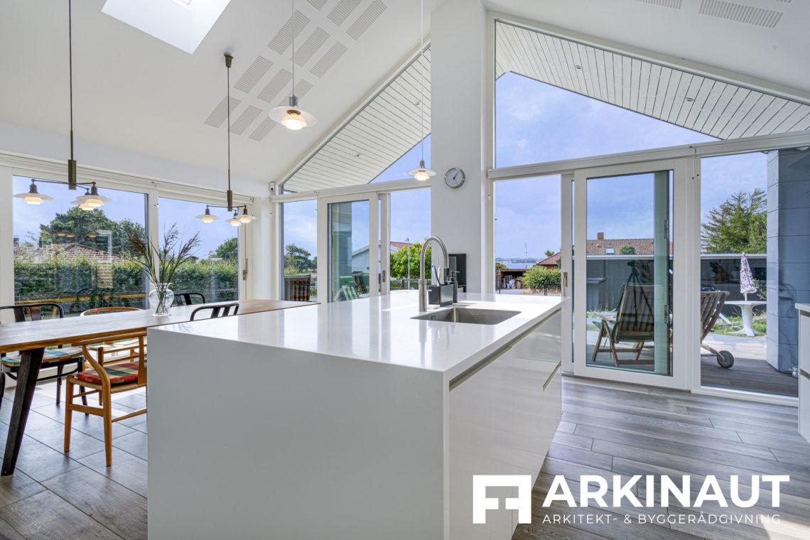 Arkitekttegnet hus med udsigt - Arkinaut Arkitekt- og byggerådgivning ApS 2