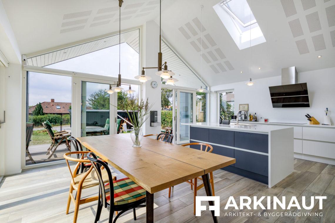 Arkitekttegnet hus med udsigt - Arkinaut Arkitekt- og byggerådgivning ApS 3