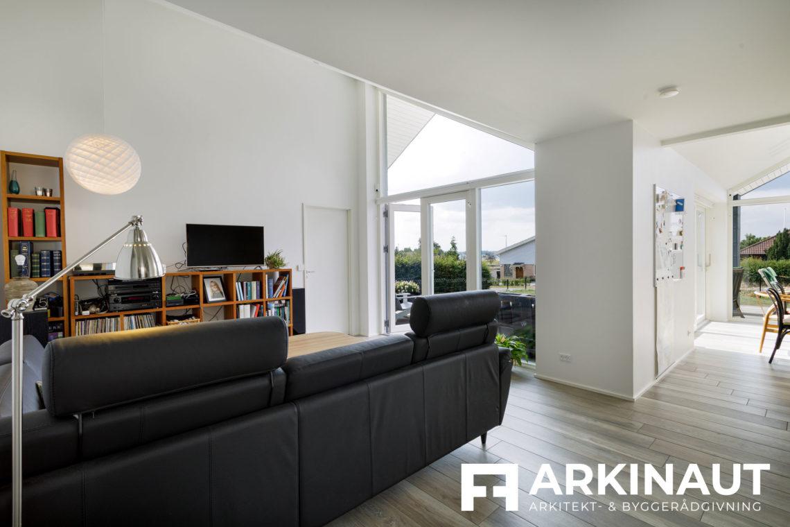 Arkitekttegnet hus med udsigt - Arkinaut Arkitekt- og byggerådgivning ApS 6