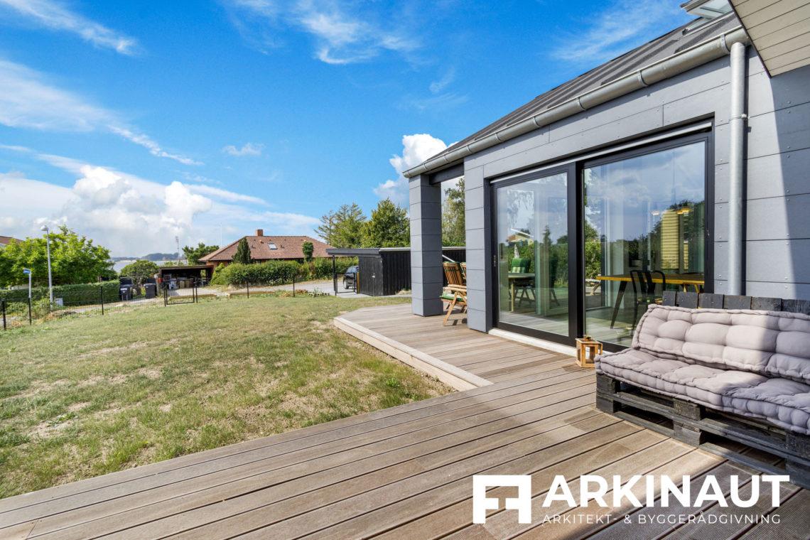 Arkitekttegnet hus med udsigt - Arkinaut Arkitekt- og byggerådgivning ApS 7
