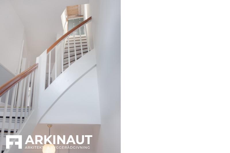Renovering af rækkehus - Arkinaut Arkitekter ApS 4