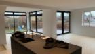 Tilbygning til muret hus - Arkinaut Arkitekt- og byggerådgivning ApS 2