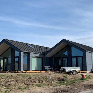 Arkitekttegnet villa med udsigt - Arkinaut Arkitekt- og byggerådgivning ApS