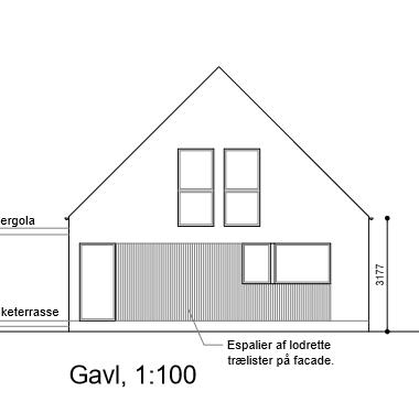 Ny første sal på enfamiliehus - Arkinaut Arkitekt- og byggerådgivning ApS 4