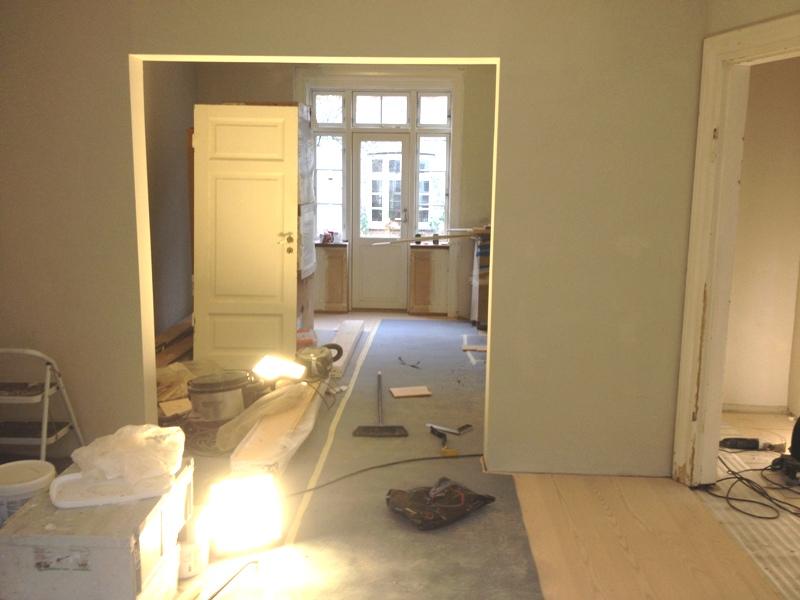 Renovering af byggeforeningshus - Arkinaut Arkitekt- og byggerådgivning ApS