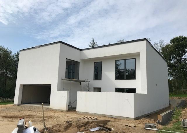 Villa på naturgrund - Arkinaut Arkitekt- og byggerådgivning ApS 2