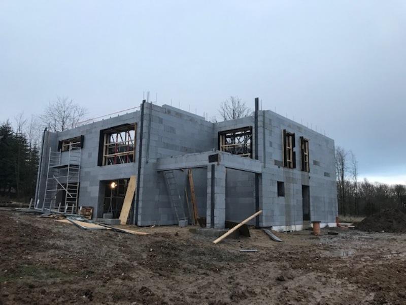Arkitekttegnet villa på naturgrund - Arkinaut arkitekt- og byggerådgivning aps 3