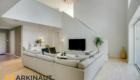 Arkitekttegnet hus med dobbelthøjt rum - Arkinaut Arkitekt- og byggerådgivning ApS 15