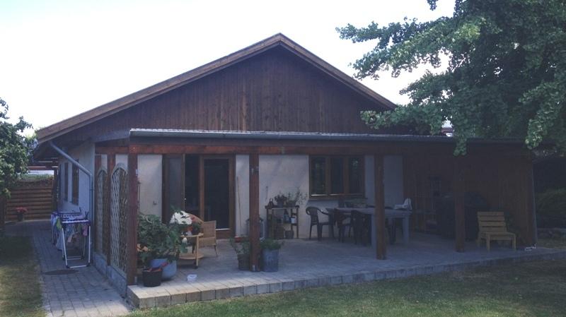 Tilbygning med pergola - Arkinaut Arkitekt- og byggerådgivning Aps 4