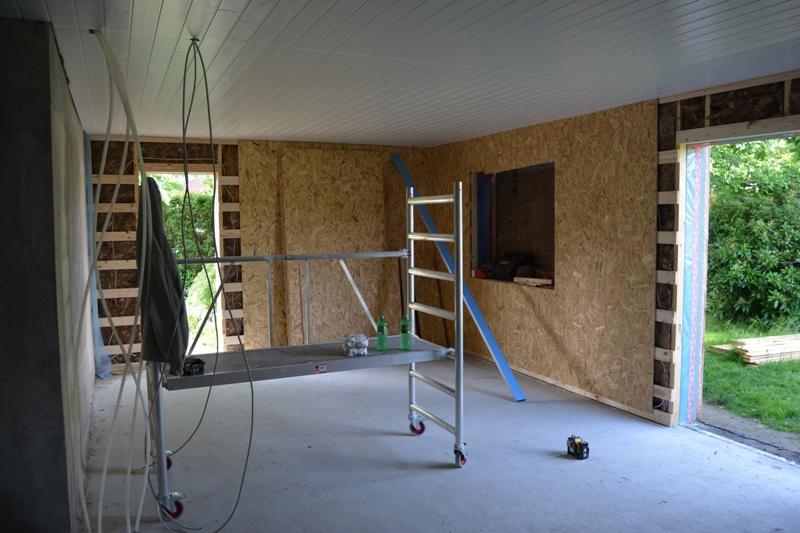 Tilbygning til parcelhus - Arkinaut Arkitekt- og byggerådgivning ApS 2