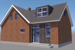 Tilbygning 50'er villa - Arkinaut Arkitekt- og byggerådgivning ApS