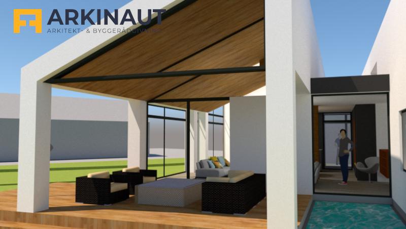 Arkitekttegnet hus - Arkinaut Arkitekt- og byggerådgivning ApS 3