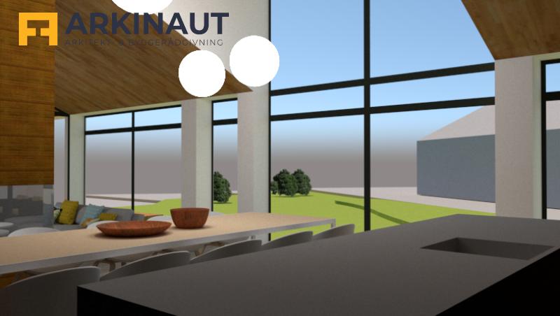 Arkitekttegnet hus - Arkinaut Arkitekt- og byggerådgivning ApS 6