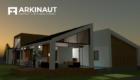 Arkitekttegnet hus - Arkinaut Arkitekt- og byggerådgivning ApS 7