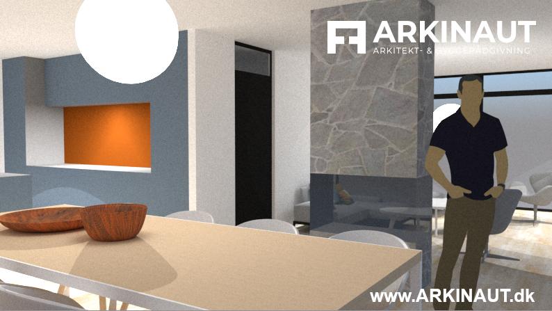 "Arkitekttegnet hus til en ""lav"" pris - Arkinaut Arkitekt- og byggerådgivning ApS 2"