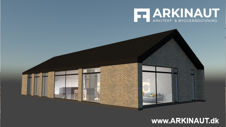 "Arkitekttegnet hus til en ""lav"" pris - Arkinaut Arkitekt- og byggerådgivning ApS 4"