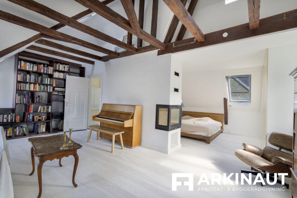 Renovering af rækkehus - Arkinaut Arkitekt- og byggerådgivning ApS 2