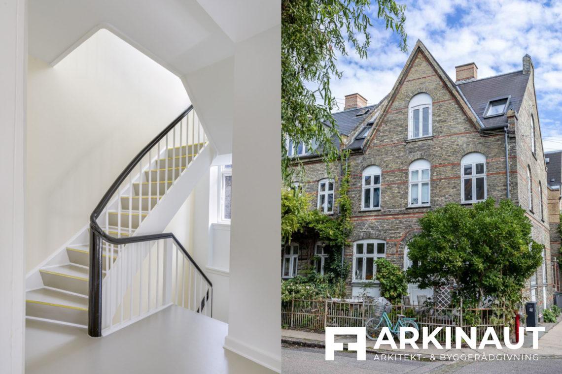 Renovering af rækkehus - Arkinaut Arkitekt- og byggerådgivning ApS 7