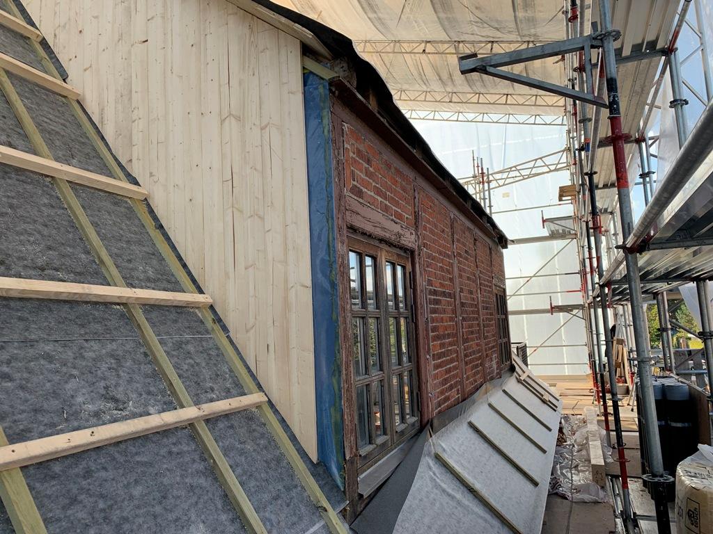Renovering af tag, kviste og badeværelse - Arkinaut Arkitekt- og byggerådgivning ApS 2