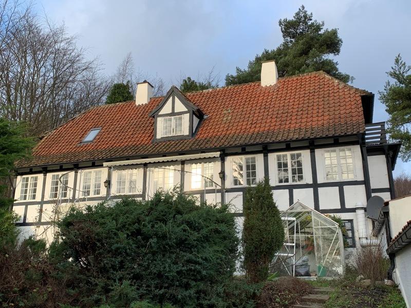 Renovering af ældre bindingsværkshus - Arkinaut Arkitekt- og byggerådgivning Aps 2