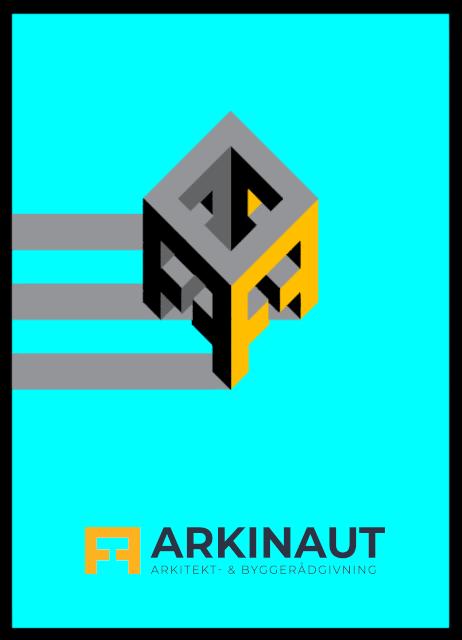 Poster Arkinaut Arkitekt- og byggerådgivning ApS