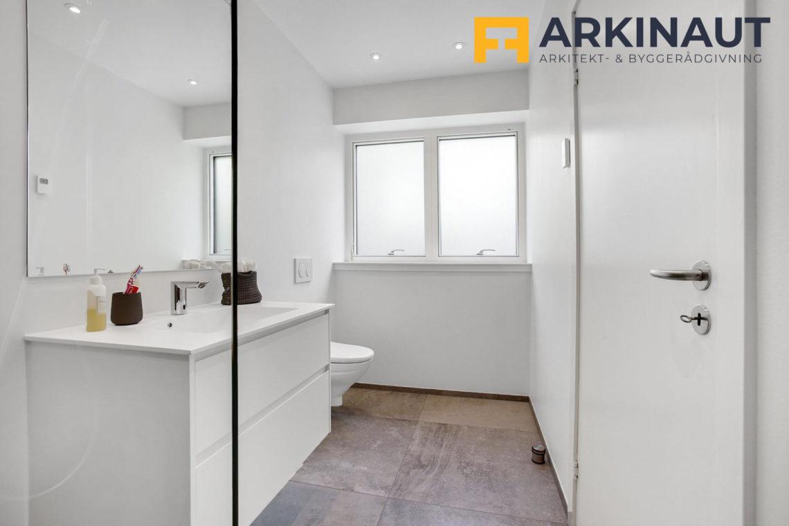 Ny førstesal med dobbelthøjt rum - Arkinaut Arkitekt- og byggerådgivning ApS 8