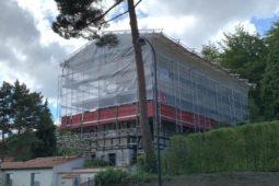 Renovering af større bindingsværkshus - Arkinaut Arkitekt- og byggerådgivning Aps