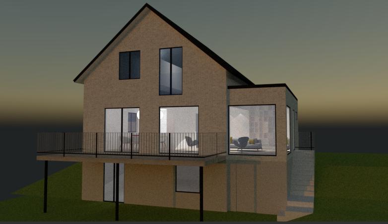 Tilbygning og ombygning etc - Arkinaut Arkitekt- og byggerådgivning ApS