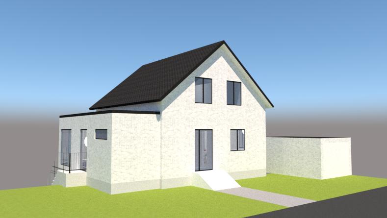 Tilbygning og ombygning etc - Arkinaut Arkitekt- og byggerådgivning ApS 6