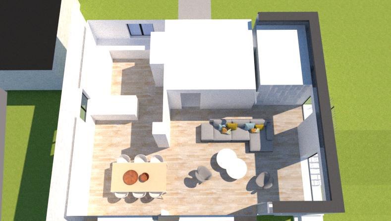 Tilbygning og ombygning etc - Arkinaut Arkitekt- og byggerådgivning ApS 7