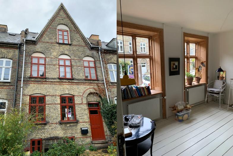 Renovering af byhus, Humleby - Arkinaut Arkitekt- og byggerådgivning ApS