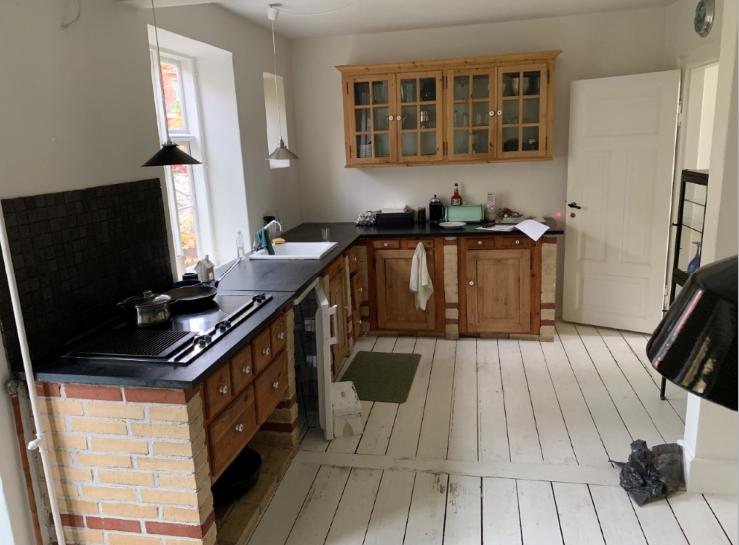 Renovering af byhus, Humleby - Arkinaut Arkitekt- og byggerådgivning ApS 2