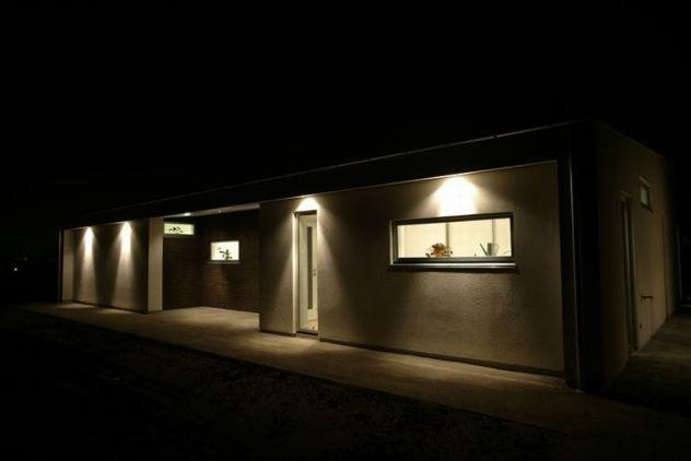 Arkitekt ny villa Glumsø exteriør5 Arkinaut.dk